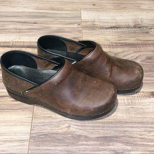 Dansko Nursing Clog Shoes Size 39 8.5 9